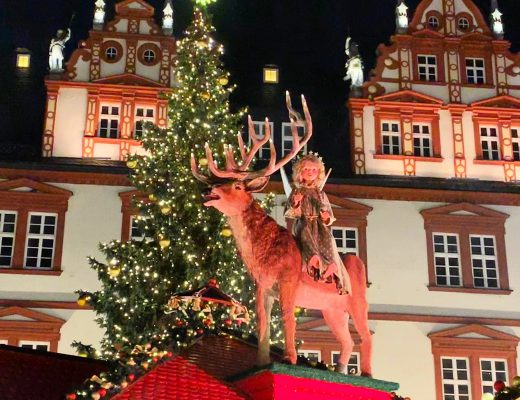 Get tipsy and all jingly: a tour through the Christmas Markets in Germany