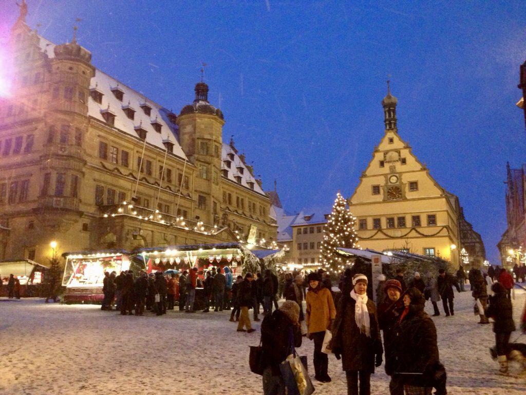 rothenburg weihnachtsmarkt