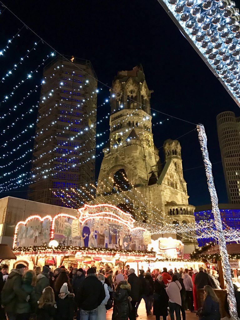Breitscheidplatz Weihnachtsmarktz