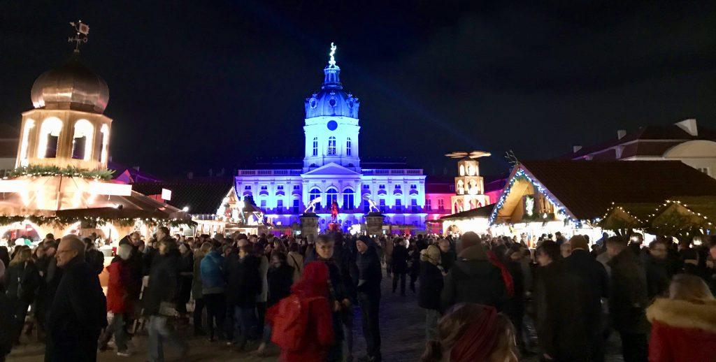charlottenburg palace weihnachtsmarkt